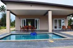 Natura Pool Villa : a stunning 3-bedroom villa. in Arorangi, Rarotonga   Bookabach
