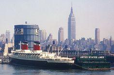 Off Radar Cruise News: SS United States Conservancy