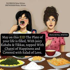 21 trendy funny quotes about friendship laughter thoughts Eid Mubarak Quotes, Eid Mubarak Wishes, Funny Baby Quotes, Girly Quotes, Eid Jokes, Eid Ul Azha Mubarak, Eid Status, Eid Pics, Eid Mubarik