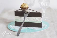 Geldgeschenk zum Geburtstag: Torte