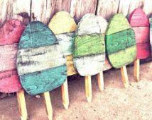 Oeuf de Pâques Decor - printemps Decor - décoration de Pâques - printemps décoration - décoration oeufs de Pâques - printemps Home Decor - décoration Pâques