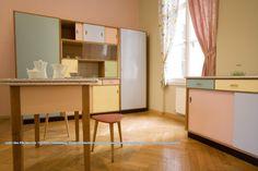 Küchen/Möbel. Design und Geschichte im Hofmobiliendepot – Möbel Museum Wien
