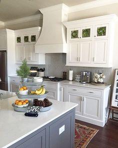 Kitchen Cabinet Wreath Ideas