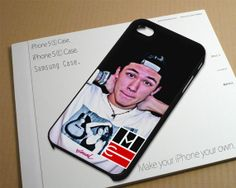 Mr Carter Magcon Boys inspired Case for iPhone 4/4S by NiniThowok, $13.99