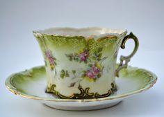 tea cup/saucer