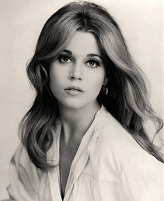 Jane Fonda, 1963.  ane Fonda (born Lady Jayne Seymour Fonda; December 21, 1937) is an American actress, writer, political activist, former fashion model, and fitness guru. She rose to fame in the 1960s with films such as Barbarella and Cat Ballou. She has won two Academy Awards and received several other movie awards and nominations during more than 50 years as an actress. After 15 years of retirement, she returned to film in 2005 with Monster in Law, followed by Georgia Rule two years later...