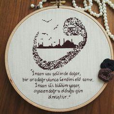 Vav ile İstanbul / '' insan var şeklinde doğar ...''