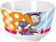 Price $23.74 Donald Duck Fine Porcelain Bowl By Sieger Design In Europe - Comes In Nice Gift Box With Booklet Not Shown -Dishwasher Resistant Extremel...