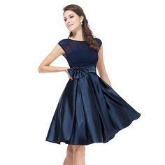 Cocktail Dresses Women- Knee Length Short  #fashion #clothes #clothe #dress #women #woman
