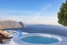 Architect's house in Santorini - Design Stories Social Network