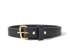 The Harness Belt | Mercy | Handcrafted In Michigan