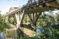 COOSA River Bridge Wetumpka, Alabama  Photo By: J Cartier, Photographer Daphne, Alabama