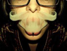 Le Moustache: Smoke Moustache