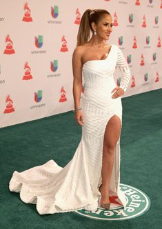 Jackie Guerrido Photos - Heineken, The Official Beer Sponsor Of The Latin GRAMMY Awards, Celebrates The Biggest Night In Latin Music At The 15th Annual Latin GRAMMY Awards - Green Carpet - Zimbio