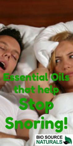 Essential oils that help stop #snoring. Natural remedies. Aromatherapy helps clear passages for better breathing at night.