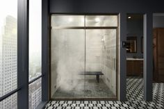 Lattis® shower door   DTV+™ Digital Interface     Invigoration™ series steam kit     Steam can help relax your muscles, relieve stress and keep your skin healthy.