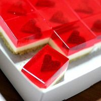 Super Cute Valentines Treat....hmm gotta try it