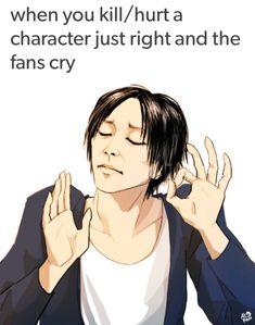 This is Hajime Isayama, the creator of shingeki no kyojin/attack on titan Memes Pt, Aot Memes, Funny Memes, Levi X Eren, Armin, Mikasa, Levi Ackerman, Anime Meme, Manga Anime