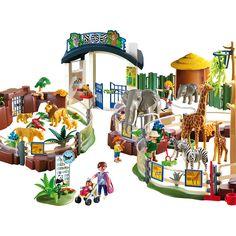 "Playmobil Large Zoo Set - Playmobil - Toys ""R"" Us"