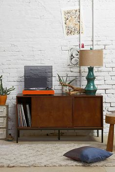 Assembly Home Mid-Century Console - Urban Outfitters