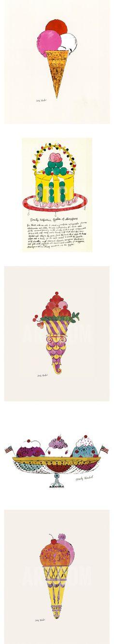 Andy Warhol (มีมุมน่ารักๆ เหมือนกันเนอะ)
