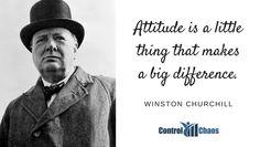 Productivity Quotes, Winston Churchill, Attitude, How To Make