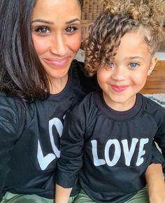 5 Tips for Healthier Hair Cute Mixed Babies, Cute Black Babies, Meghan Markle, Beautiful Children, Beautiful Babies, Little Girl Outfits, Kids Outfits, Ard Buffet, Cute Kids Fashion