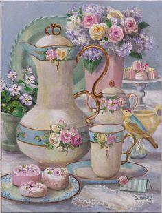 Pastel Tea