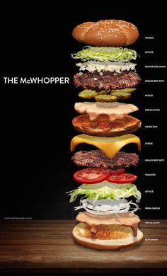 La recette du McWhopper à refaire chez soi #mcwhopper