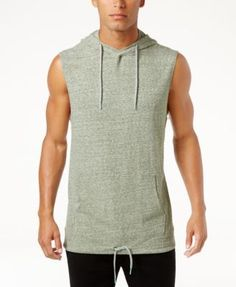 American Rag Men's Muscle Shirt, Only at Macy's - Gray XL