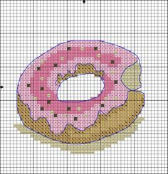(6) Gallery.ru / Фото #4 - 13 - patrizia61 Cross Stitch Fruit, Cross Stitch Kitchen, Cross Stitch Cards, Cross Stitch Kits, Cross Stitching, Cross Stitch Embroidery, Easy Cross Stitch Patterns, Simple Cross Stitch, Cross Stitch Designs