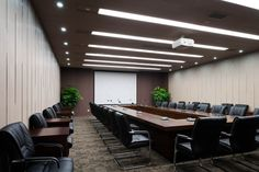 TJAD New Office Building / TJAD Office Table Design, Corporate Office Design, Office Interior Design, Office Interiors, Corporate Offices, Office Decor, Conference Room Design, Conference Meeting, Conference Table