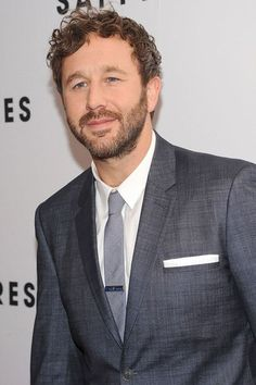 Chris O'Dowd. He is from Sligo which is not too far from us here in Northern Ireland.
