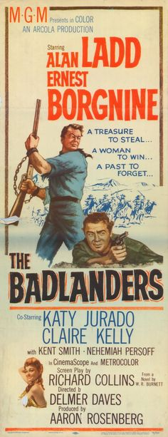 Download here http://movynswe.info/1/movie/The-Badlanders  Download The Badlanders Hq	   The Badlanders Movie Tickets, Reviews, and Photos - Fandango.com  Get the The Badlanders plot, movie times, movie trailers, movie tickets, cast photos, and more on Fandango.com.. Actors: Alan Ladd: Peter Van Hoek · Ernest Borgnine: John 'Mac' McBain · Katy Jurado: Anita · Claire Kelly.  Platinum Award winning musician whose solo music has been featured in Emmy Award winning movies,. Acto