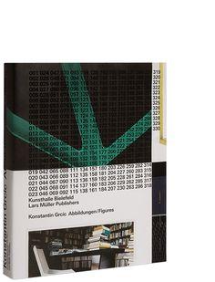 Konstantin Grcic Abbildungen / Figures | Lars Müller Publishers