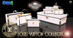 Jomsimscreations : Louis Vuitton Collection.