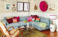 Now this is colour done really, really well...  desire to inspire - desiretoinspire.net - Heart Homelatest