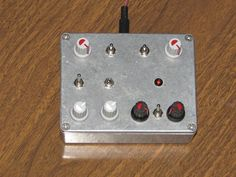 Particle Smasher // Noise Device // Synth // Sound Generator // signal processor // effect unit // Electro Lobotomy ( pre order )