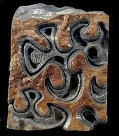 M. Scott Johnson  Stone Sculpture