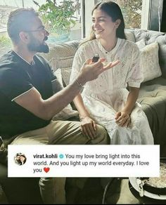 Virat Kohli And Anushka, India Cricket Team, Vintage Bollywood, Anushka Sharma, Cute Couples, Actors & Actresses, Handsome, Celebs, Photoshoot