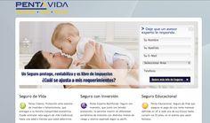 Landing page para cliente de Seguros en Chile
