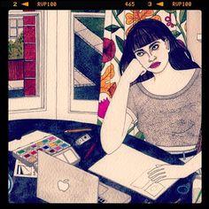 """...blog atualizado com as ilustrações detalhadas e coloridas de """"Laura Callaghan""""  VALE CONFERIR O POST NO BLOG!  Amores feliz sábado!  gostaram?  ...então curtam, comentem e compartilhem!  Passaram pelo blog hoje? Aqui você vai encontrar tudo que desejar"""