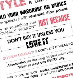 Styling You - Your real-girl guide to fashion, beauty and life :: Styling You