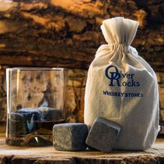 Whiskey stones instead of ice won't dilute drink