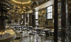 Interiors Awards 2015: Restaurant -