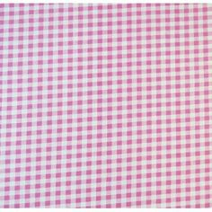 Sheetworld Gingham Check Pack N Play Fitted Crib Sheet Color:
