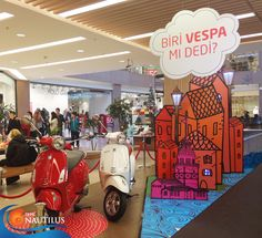 Cumartesi sabahı bir Vespa'dan daha iyi ne olabilir?  Cevap veriyoruz: Vespa sizin olabilir!  15 Şubat 2015 tarihine kadar, toplamda 150 TL ve katlarındaki her alışverişinize bir çekiliş hakkı!  -->> vespa turkiye - vespa lovers -do you vespa - vespa club istanbul
