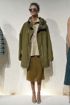 Spring 2015 Trend: You're in the Army Now - J.Crew RTW Spring 2015