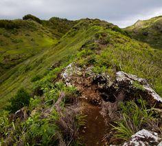 A Visit To Pahua Heiau and a Hike Up Kamiloiki Ridge Trail