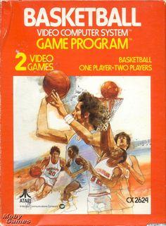 Atari 2600 Basketball